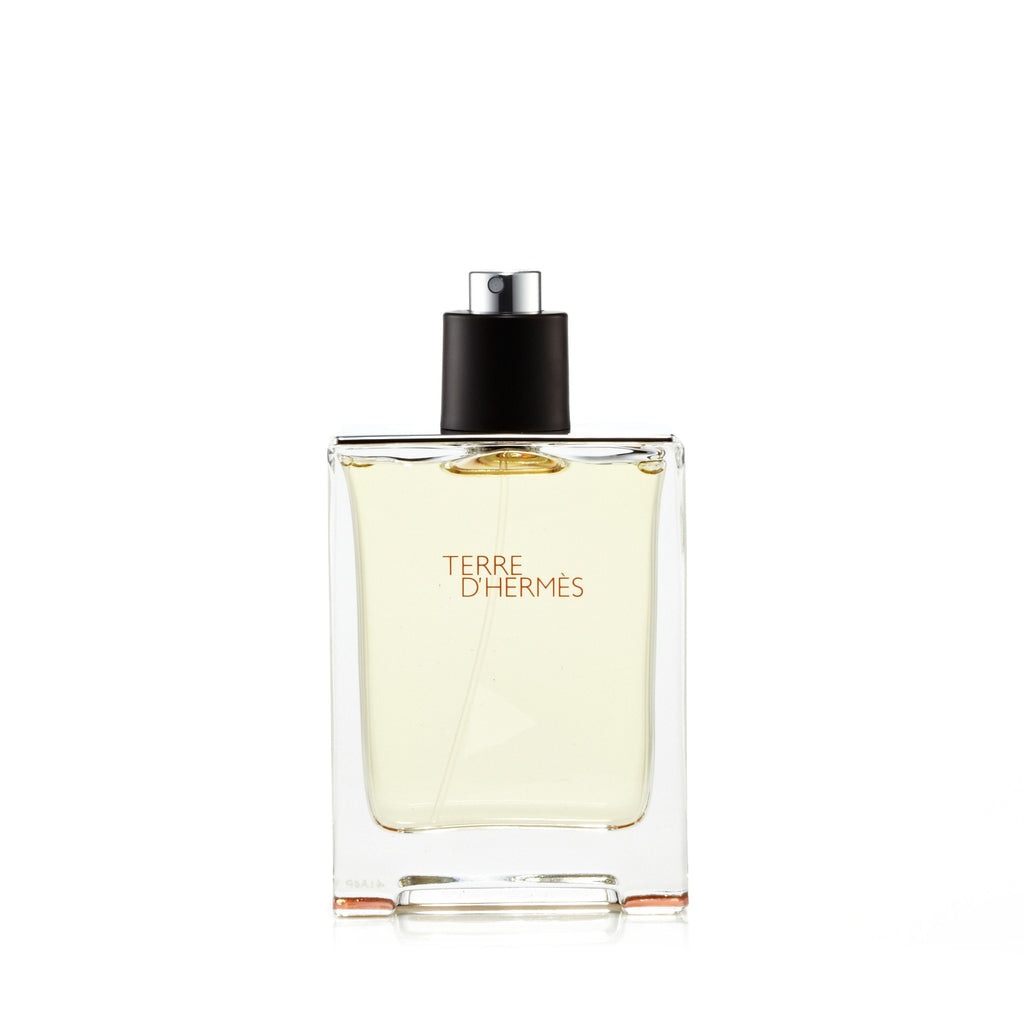 Terre D'Hermes Eau de Toilette Spray for Men by Hermes 3.4 oz. Tester