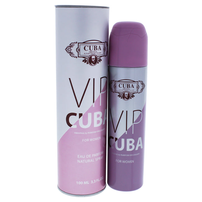 VIP by Cuba for Women -  Eau de Parfum Spray