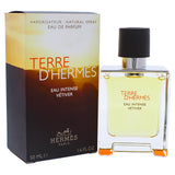 Terre DHermes Eau Intense Vetiver by Hermes for Men -  Eau de Parfum Spray image