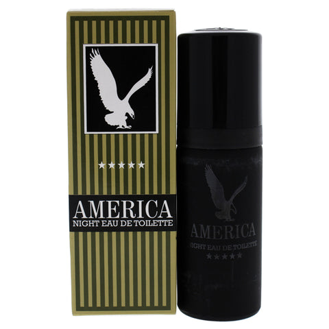 America Night by Milton-Lloyd for Men - EDT Spray image