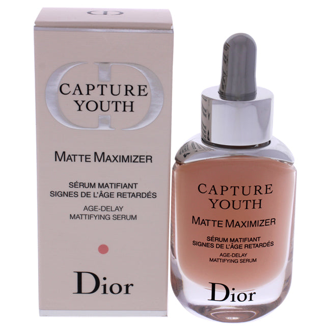 Capture Youth Matte Maximizer by Christian Dior for Women - 1 oz Serum