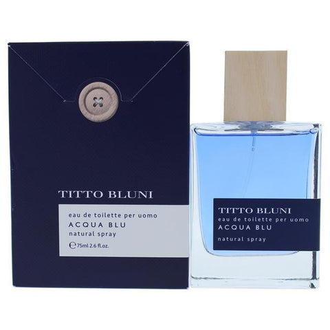 ACQUA BLU BY TITTO BLUNI FOR MEN -  Eau De Toilette SPRAY image