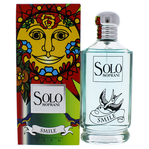 Solo Soprani Smile by Luciano Soprani for Women - EDT Spray image