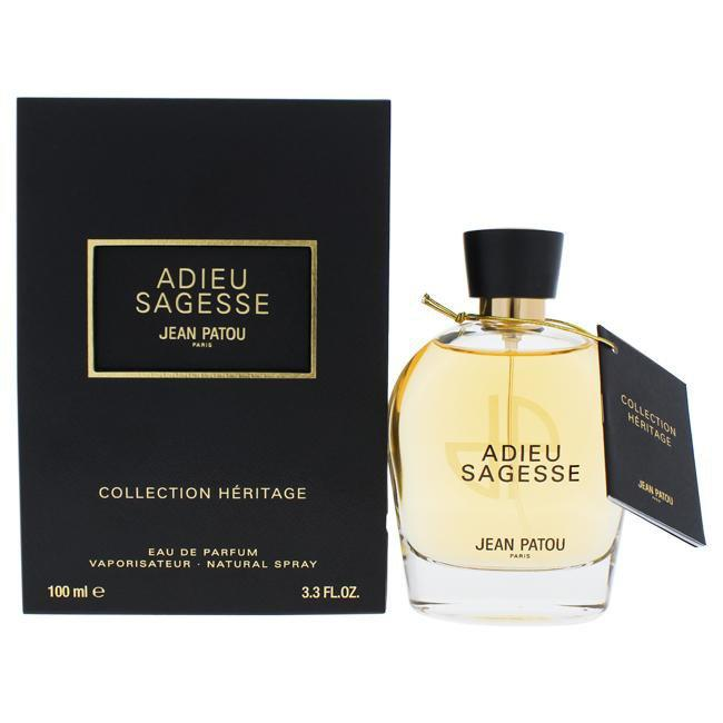 ADIEU SAGESSE BY JEAN PATOU FOR WOMEN -  Eau De Parfum SPRAY