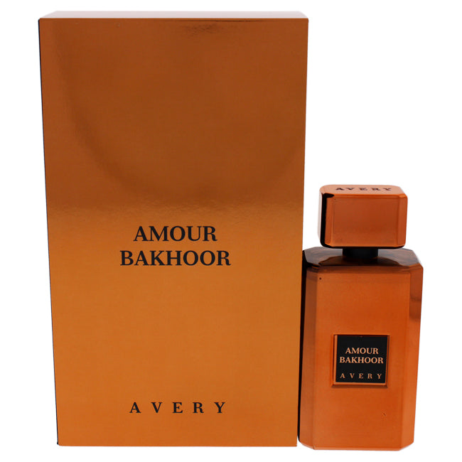 Amour Bakhoor by Avery for Unisex -   Eau de Parfum Spray