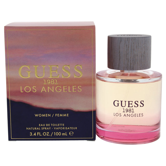 Guess 1981 Los Angeles by Guess for Women -  Eau de Toilette Spray