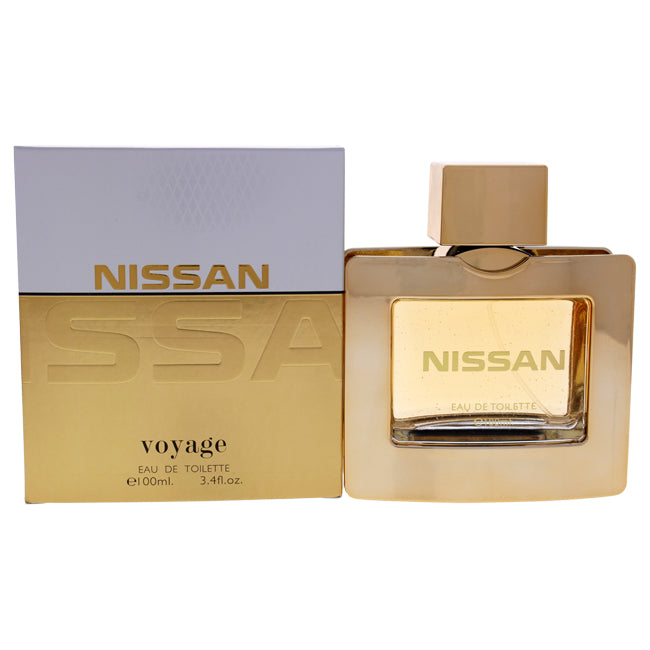 Nissan Voyage by Nissan for Men -  Eau de Toilette Spray