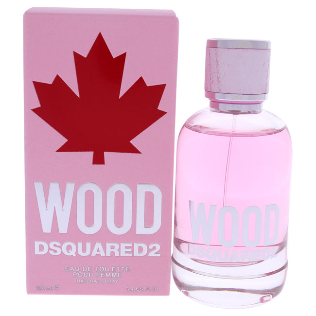 Wood Pour Femme by Dsquared2 for Women -  Eau de Toilette Spray