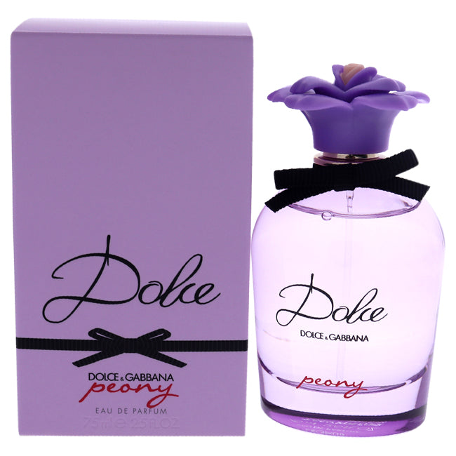 Dolce Peony by Dolce and Gabbana for Women -  Eau De Parfum Spray