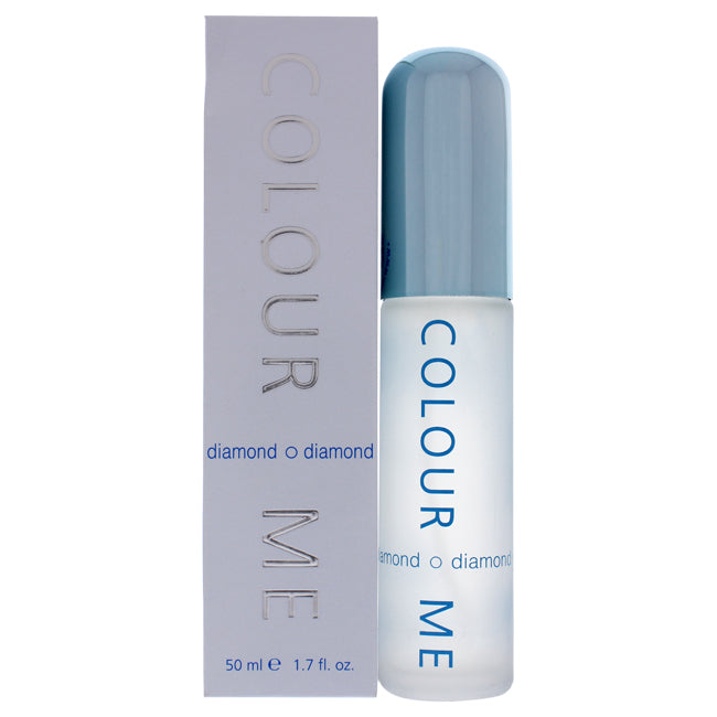Colour Me Diamond by Milton-Lloyd for Women -  PDT Spray