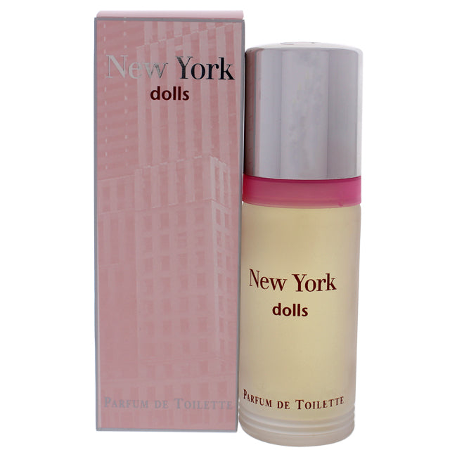 New York Dolls by Milton-Lloyd for Women -  PDT Spray
