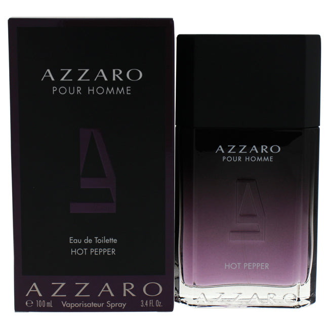 Hot Pepper by Azzaro for Men -  Eau de Toilette Spray