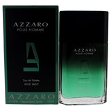 Wild Mint by Azzaro for Men -  Eau de Toilette Spray