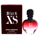 Black XS by Paco Rabanne for Women -  Eau de Parfum Spray