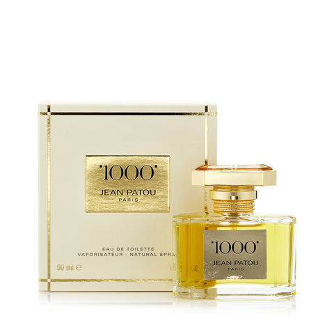 1000 Eau de Toilette Spray for Women by Jean Patou 1.6 oz.