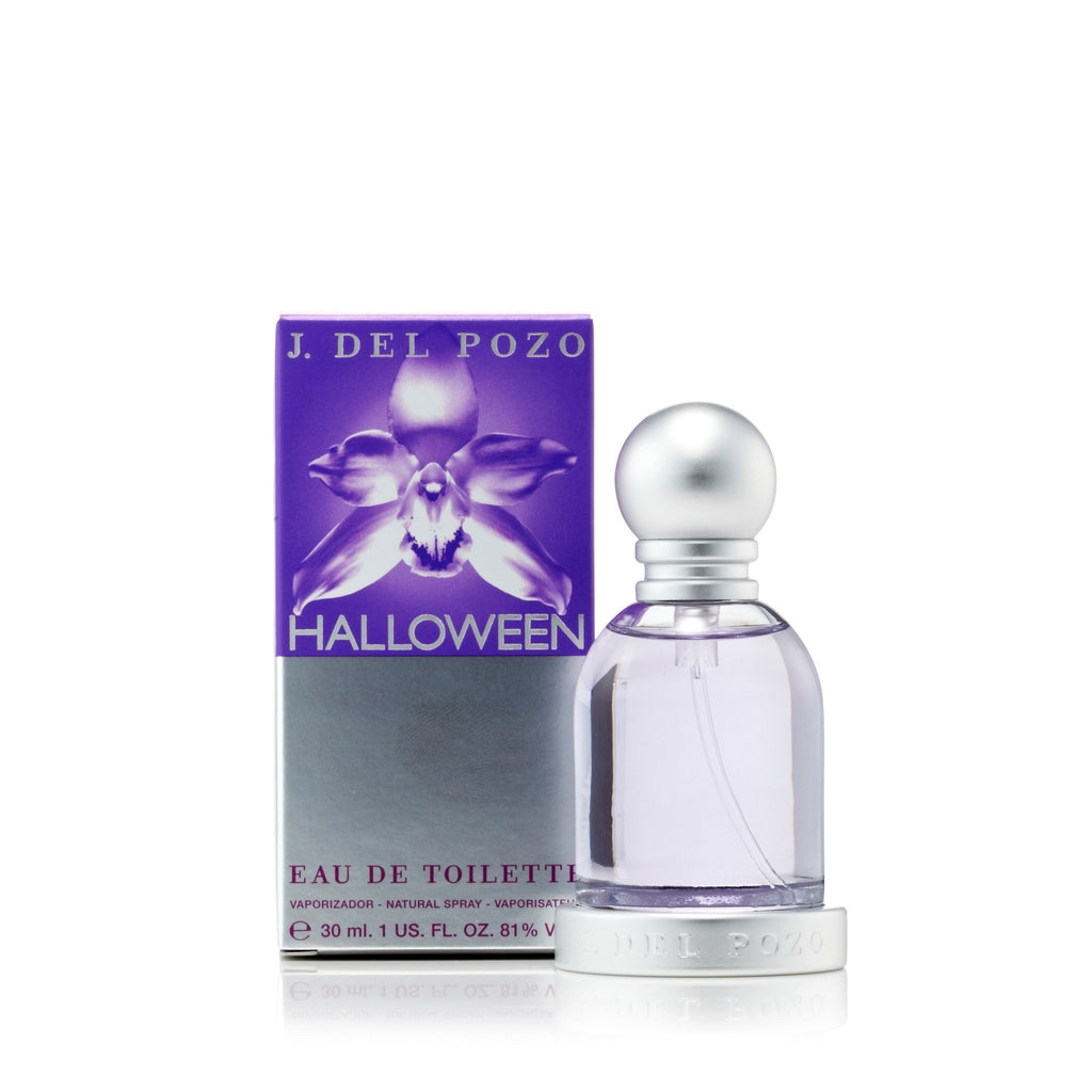 Halloween Eau de Toilette Spray for Women by Jesus Del Pozo 1.0 oz.