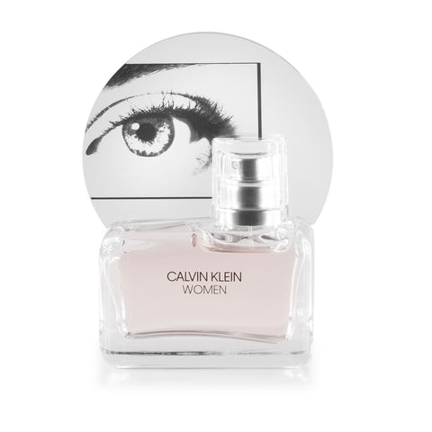 Women Eau de Parfum Spray for Women by Calvin Klein 1.7 oz.