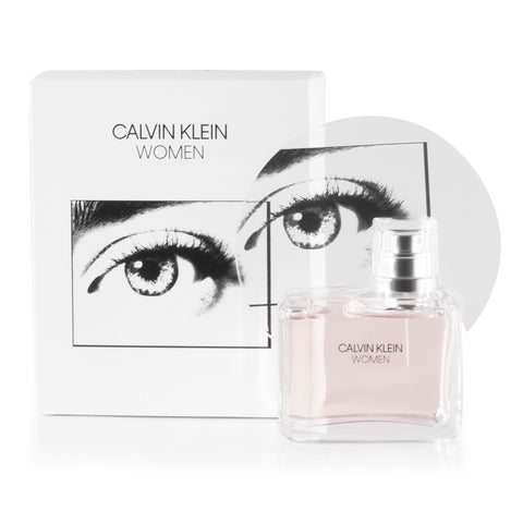 Women Eau de Parfum Spray for Women by Calvin Klein 3.4 oz.