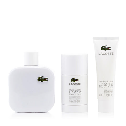 L.12.12 Blanc Gift Set for Men by Lacoste image