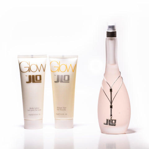Glow Gift Set for Women by Jennifer Lopez 3.4 oz.