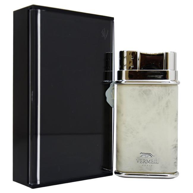VERMEIL WHITE BY JEAN LOUIS VERMEIL FOR MEN -  Eau De Toilette SPRAY