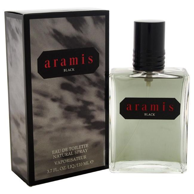 ARAMIS BLACK BY ARAMIS FOR MEN -  Eau De Toilette SPRAY