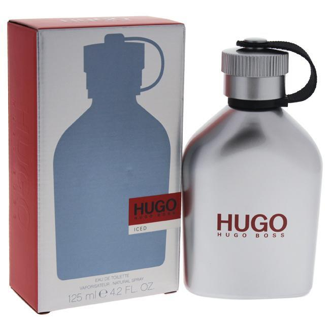 HUGO ICED BY HUGO BOSS FOR MEN -  Eau De Toilette SPRAY
