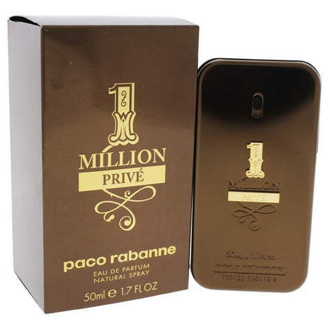 1 MILLION PRIVE BY PACO RABANNE FOR MEN -  Eau De Parfum SPRAY image