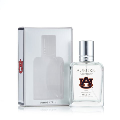 Auburn University Eau de Parfum Spray for Women by Masik 1.7 oz.