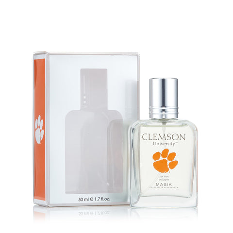 Clemson University Cologne Spray for Men by Masik 1.7 oz.