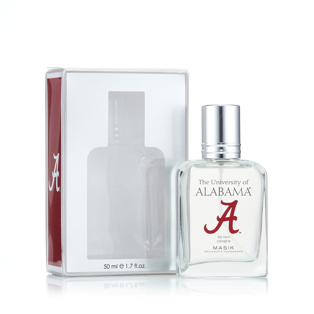The University of Alabama Cologne Spray for Men by Masik 1.7 oz.