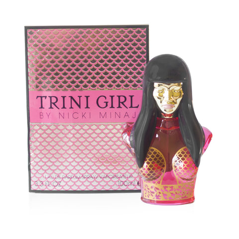 Trini Girl Eau de Parfum Spray for Women by Nicki Minaj 3.3 oz.