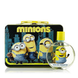 Minions Gift Set Eau de Toilette Spray for Boy by Illumination Entertainment 3.4 oz.