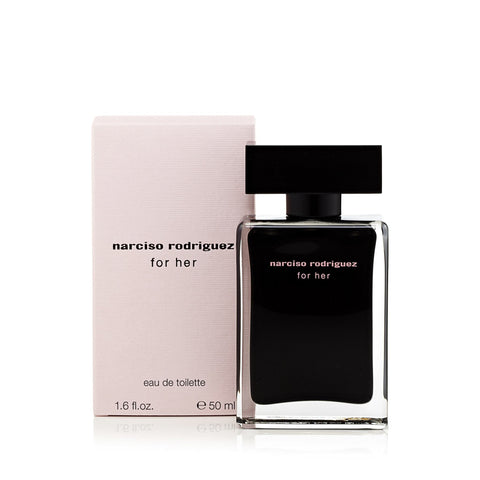 Narciso Rodriguez Eau de Toilette Spray for Women by Narciso Rodriguez 1.6 oz. image