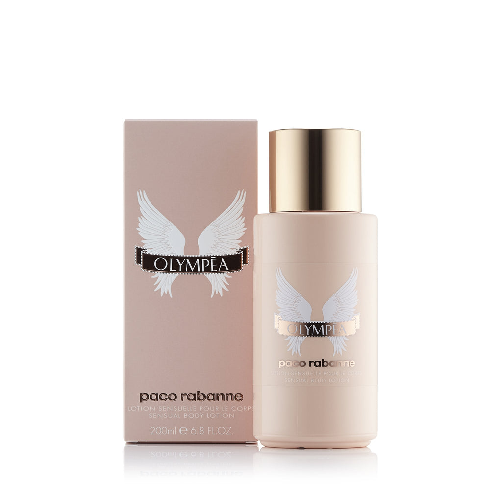 Olympea Body Lotion for Women by Paco Rabanne 6.8 oz.