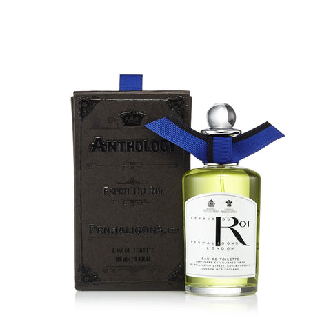 Anthology Esprit Du Roi Eau de Toilette Spray for Men by Penhaligon's 3.4 oz.