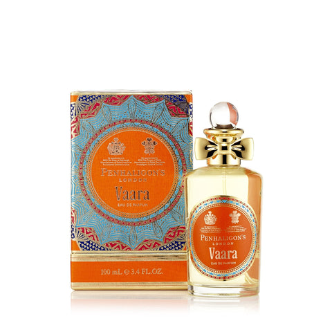Vaara Eau de Parfum Spray for Women by Penhaligon's 3.4 oz.
