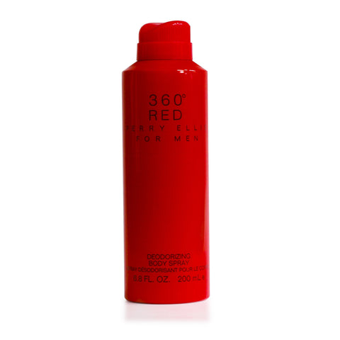 360° Red Body Spray for Men by Perry Ellis 6.7 oz.