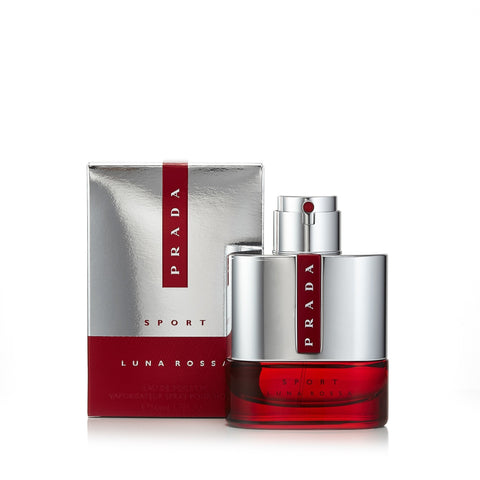 Luna Rossa Sport Eau de Toilette Spray for Men by Prada 1.7 oz.