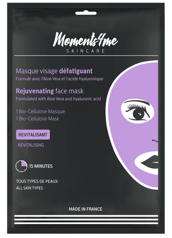 Rejuvenating Face Mask by Moments4me Skincare image