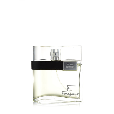 F Eau de Toilette Spray for Men by Ferragamo 3.4 oz. image