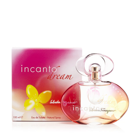 Incanto Dream Eau de Toilette Spray for Women by Ferragamo 3.4 oz. image