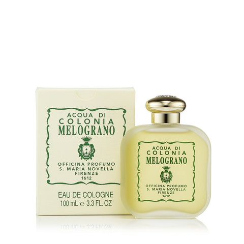 Acqua Di Colonia Melograno Eau de Cologne Splash Unisex by Santa Maria Novella 3.3 oz.