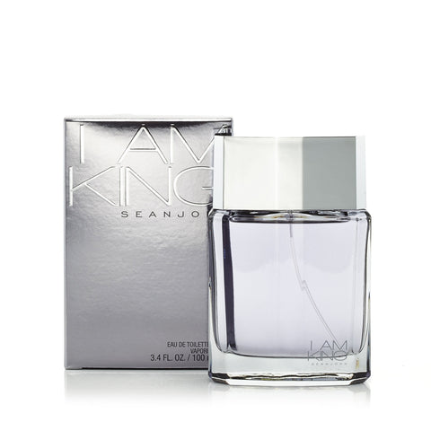 I Am King Eau de Toilette Spray for Men by Sean John 3.4 oz. image
