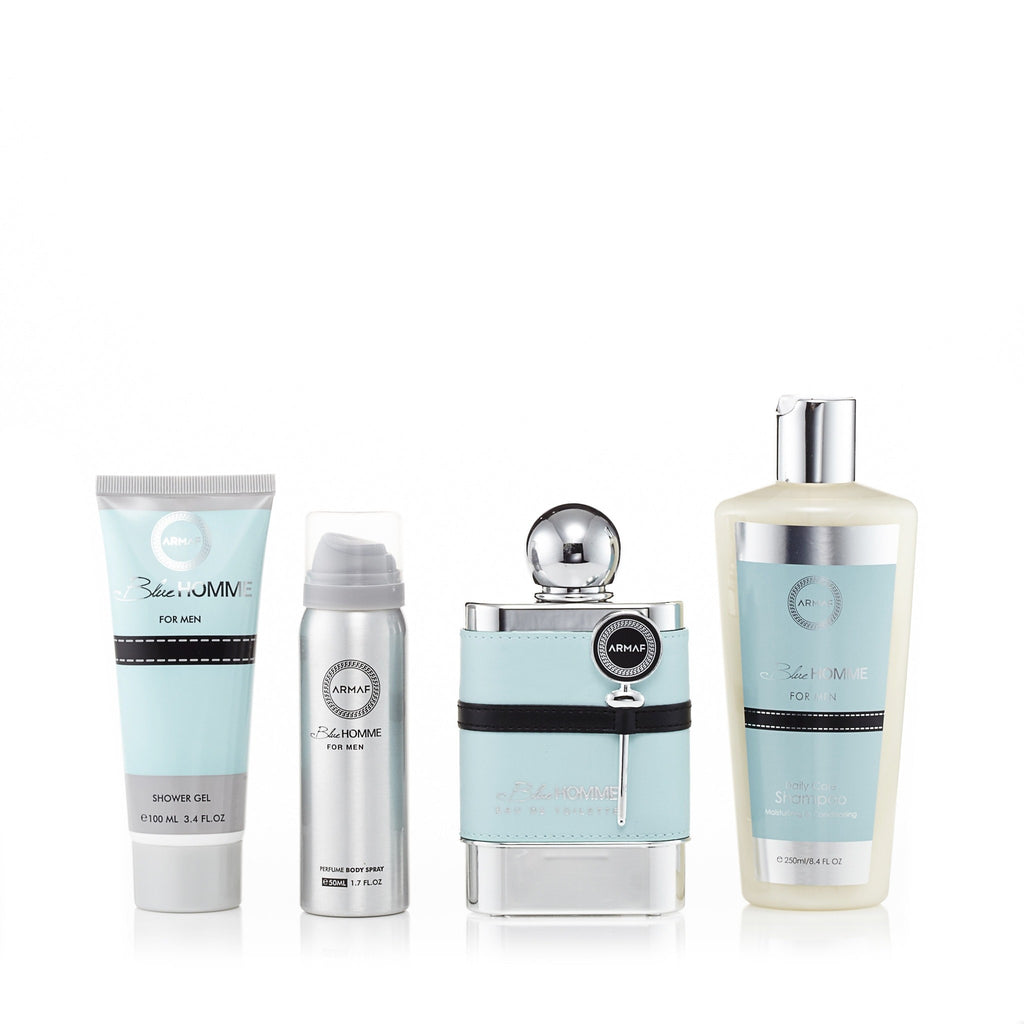 Blue Homme Gift Set Mens  3.4 oz.