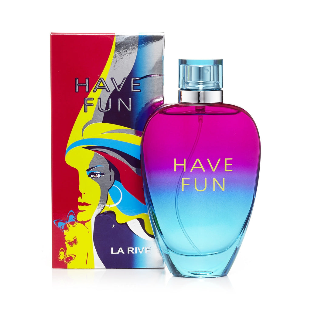 Have Fun Eau de Parfum Womens Spray 3 oz.