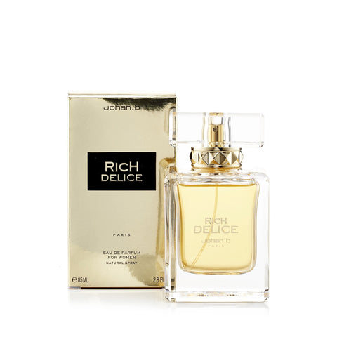 Rich Delice Eau de Parfum Womens Spray 2.8 oz. image