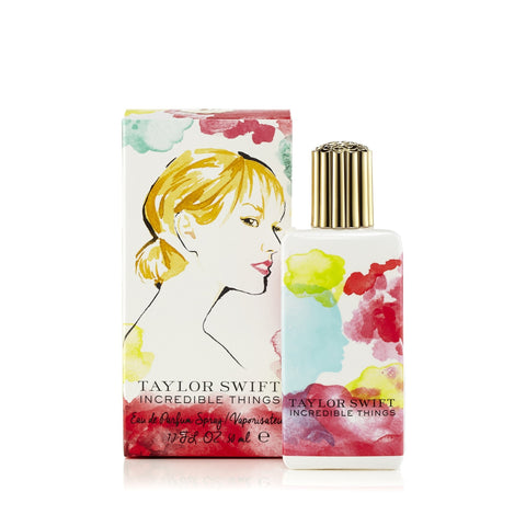Incredible Things Eau de Parfum Spray for Women by Taylor Swift 1.7 oz.