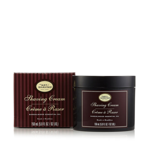 Sandalwood Shaving Cream by The Art of Shaving 5.0 oz.