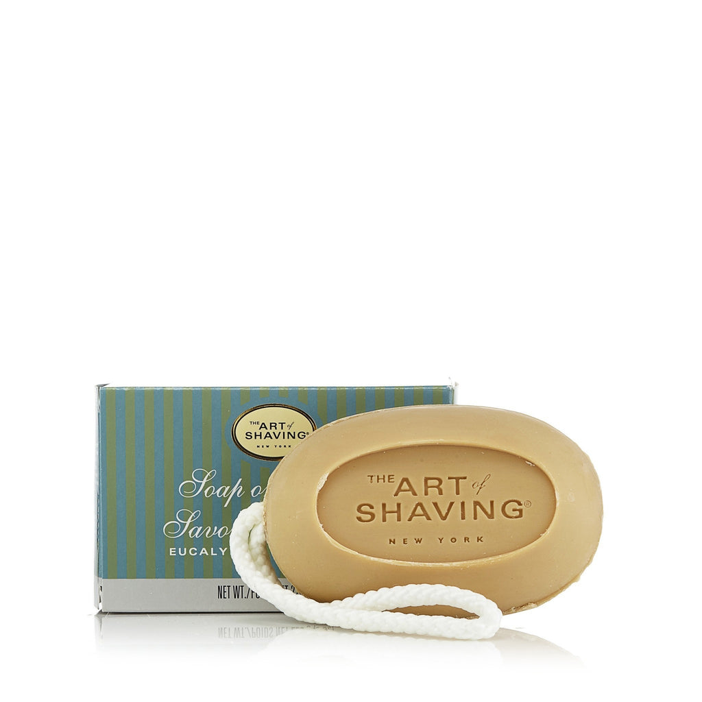 Soap on a Rope Eucalyptus and Verbena by The Art of Shaving 8.0 oz.